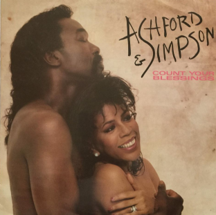 "Ashford & Simpson - Count Your Blessings (12"") (VG/EX)"